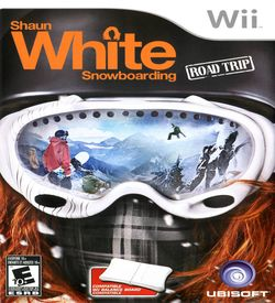 Shawn White Snowboarding Road Trip