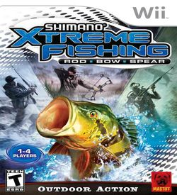 Shimano Xtream Fishing