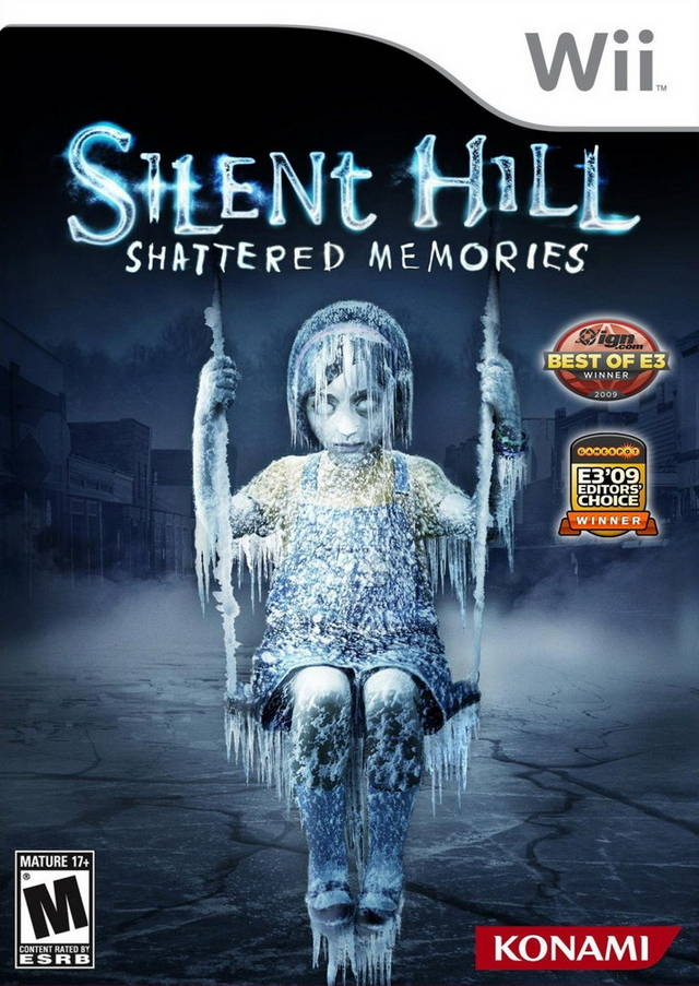 Silent Hill- Shattered Memories
