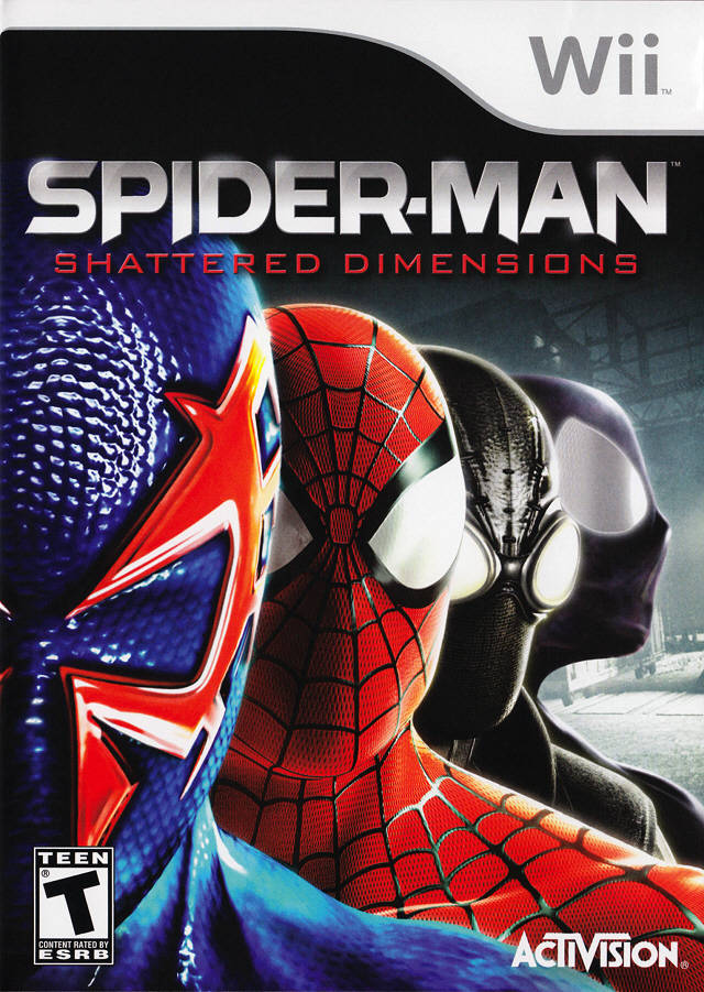 Spider-Man - Shattered Dimensions