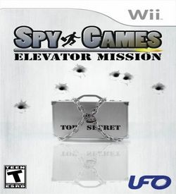 Spy Games- Elevator Mission