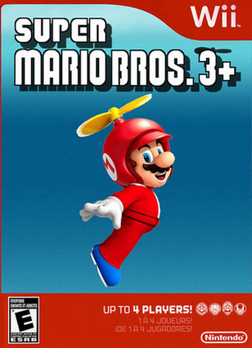 Super Mario Bros 3 - Nintendo Wii(Wii ISOs) ROM Download