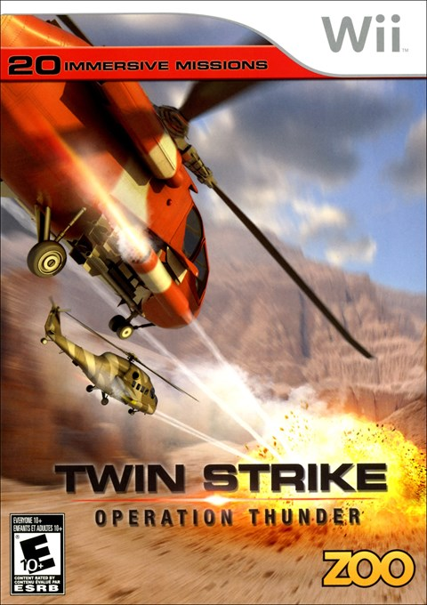 Twin Strike - Operation Thunder