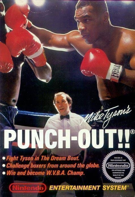 Image result for mike tysons punch out nes