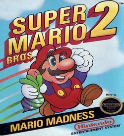 Super Mario Bros 2 (different Levels) [p2]