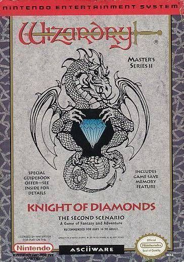 Wizardry - The Knight Of Diamonds