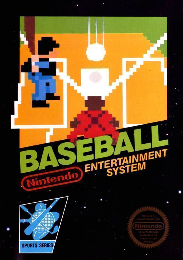 Baseball (VS) (Player 2 Mode) [a1]