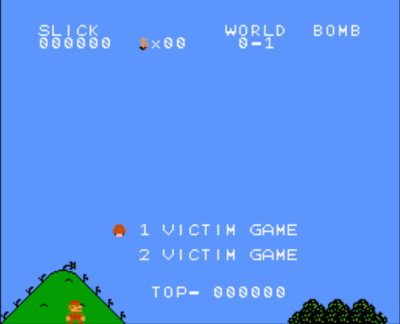 Acid Bros (SMB1 Hack)
