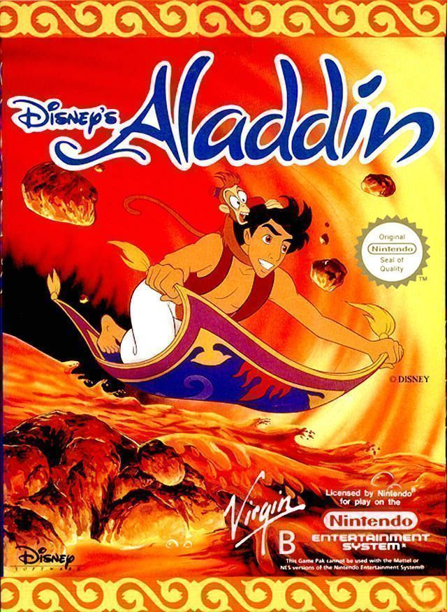 Aladdin Nintendo Nes Rom Download