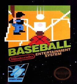 Baseball (VS) (Player 1 Mode) [a2]