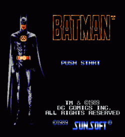 Batman Happy (Hack)