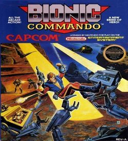 Bionic Commando 99 (Hack)