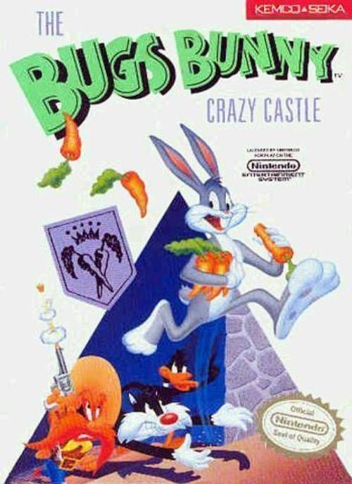 Bugs Bunny Crazy Castle, The - NES ROM Free Download