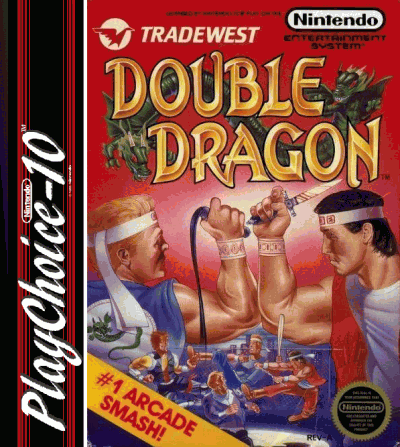 Double Dragon (PC10)