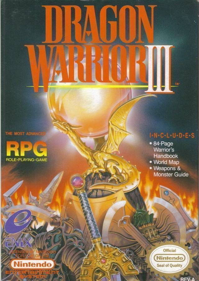 Dragon Warrior 3 [T-Port1.1]