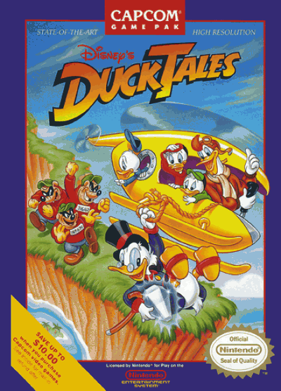Duck Tales [T-French]