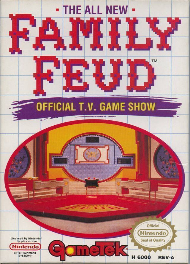 family feud - nintendo(nes) rom download, Powerpoint templates