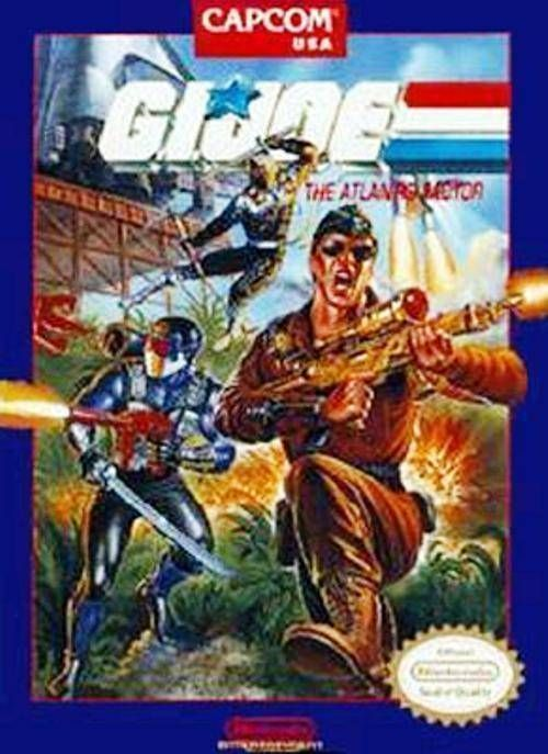 GI Joe - The Atlantis Factor
