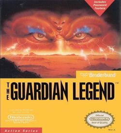 Guardian Legend, The