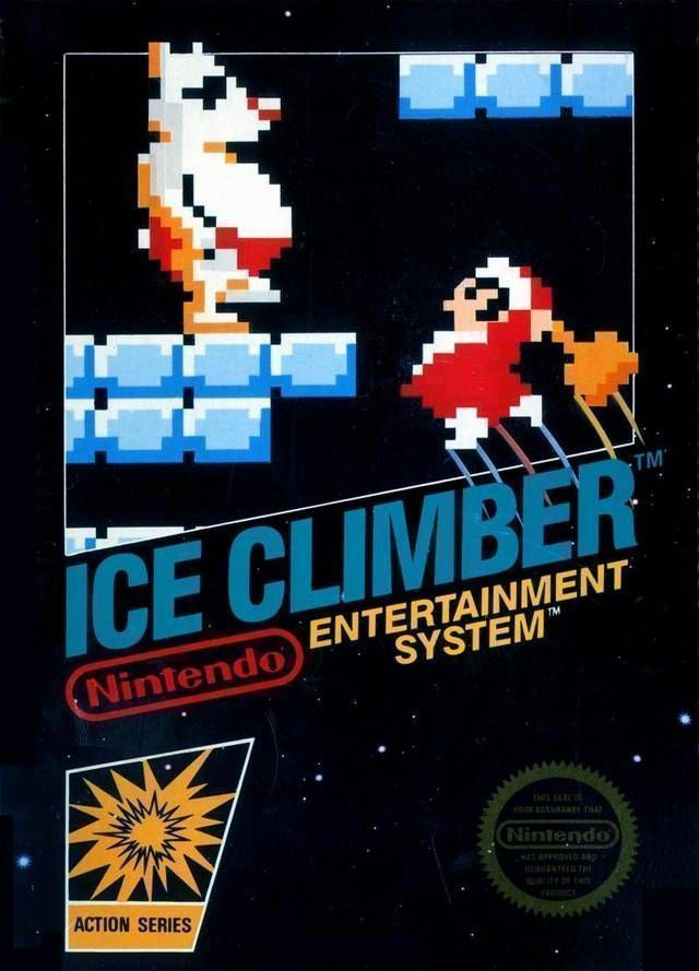 Ice Climber (VS) (Player 1 Mode)