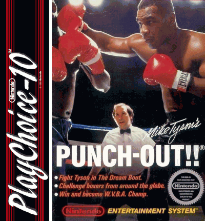 Mike Tyson's Punch-Out!! (PC10) (USA) Nintendo – Download ROM