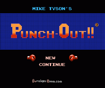 Mike Tyson's Bite Off (Hack)