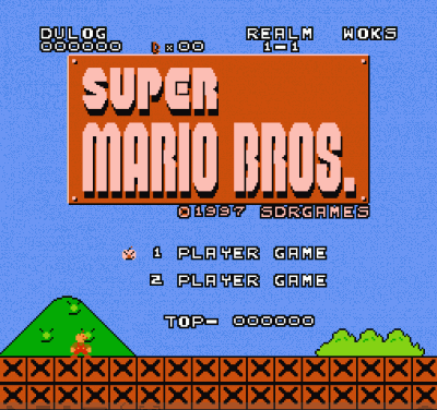 Project Super Mario Bros (SMB1 Hack) - NES ROM Free Download