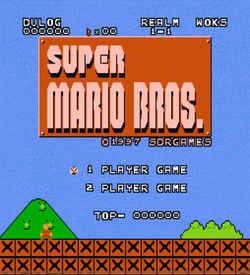 Project Super Mario Bros (SMB1 Hack)