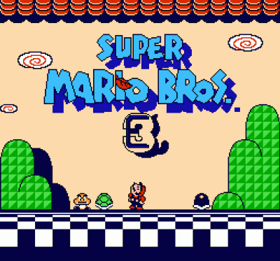Super Mario Bros 3 Challenge (SMB3 Hack) - NES ROM Free Download