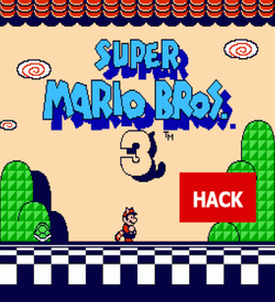 Super Mario Bros 3 (PRG 0) (MR207 Hack)