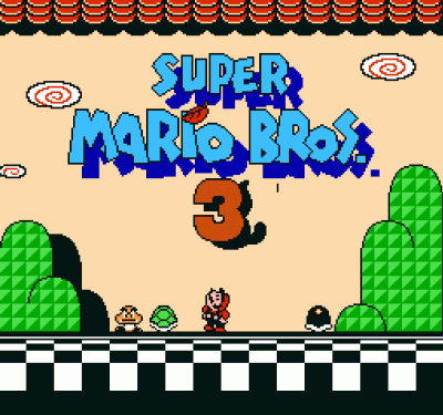 Super Mario Bros 3 (PRG 0) (Viper Hack)