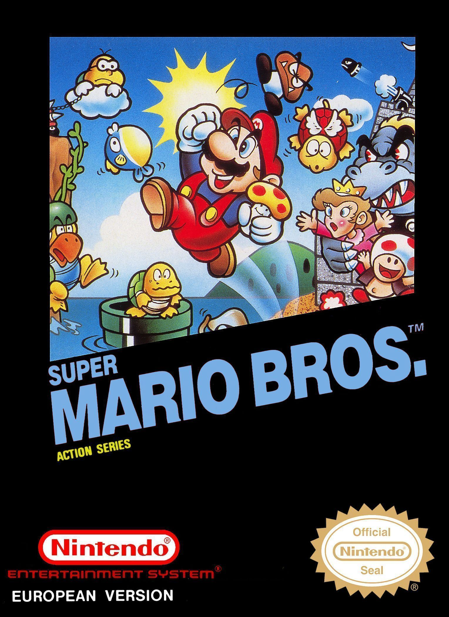 Super Mario Bros Nintendo Nes Rom Download