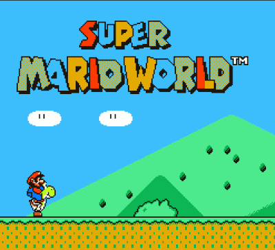 Super Mario World Nintendo Nes Rom Download