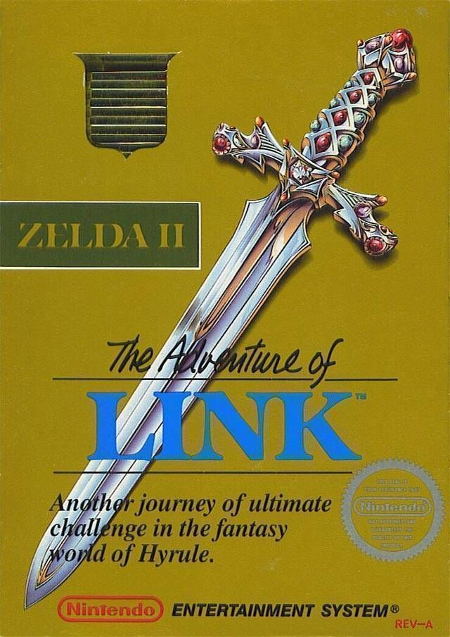 Zelda 2 - The Adventure Of Link [T-French1.1]