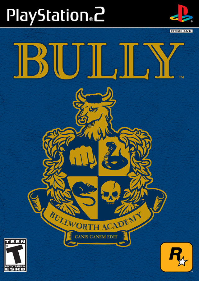 Bully - Playstation 2(PS2 ISOs) ROM Download
