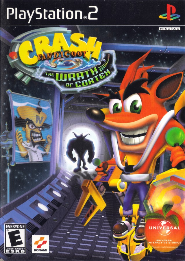 Crash Bandicoot Eboot Pbp