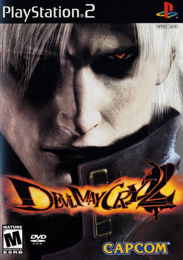 Devil May Cry 2 - Disc #1 - Playstation 2(PS2 ISOs) ROM Download