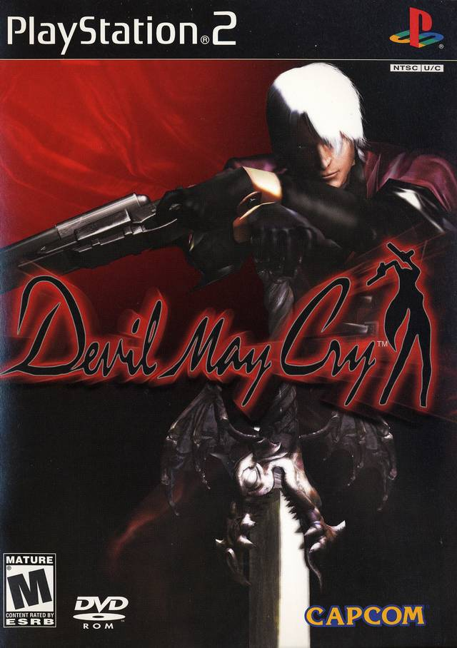 Devil May Cry Playstation 2 Ps2 Isos Rom Download