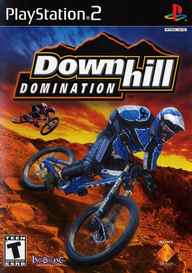 Downhill Domination - Playstation 2(PS2 ISOs) ROM Download