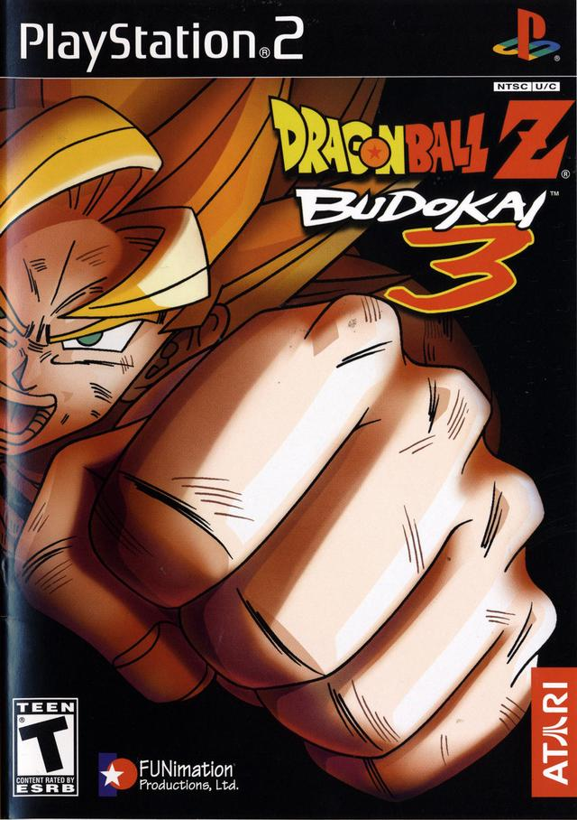 Dragon Ball Z - Budokai 3 - Playstation 2(PS2 ISOs) ROM Download