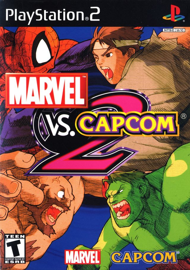 Marvel Vs. Capcom 2 - New Age Of Heroes