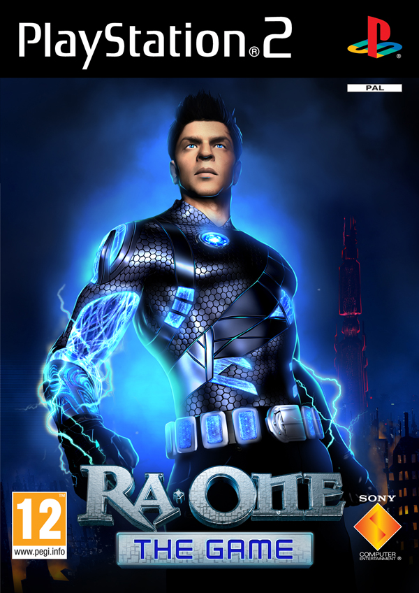 Ra One - The Game - Playstation 2(PS2 ISOs) ROM Download