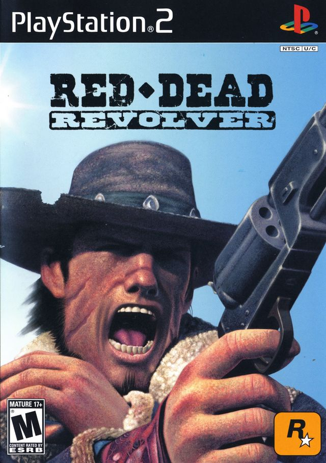 Red Dead Revolver - Playstation 2(PS2 ISOs) ROM Download
