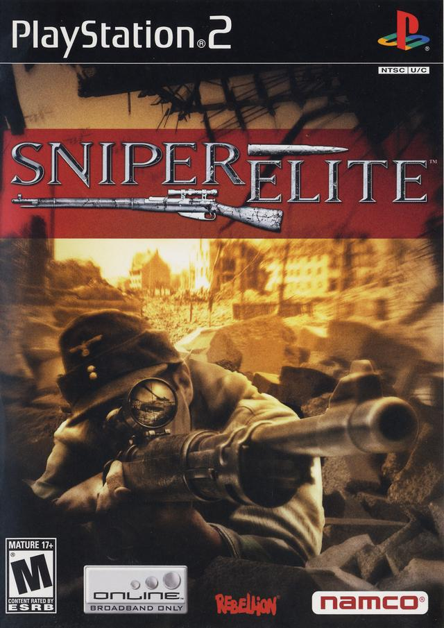 Sniper Elite - Playstation 2(PS2 ISOs) ROM Download