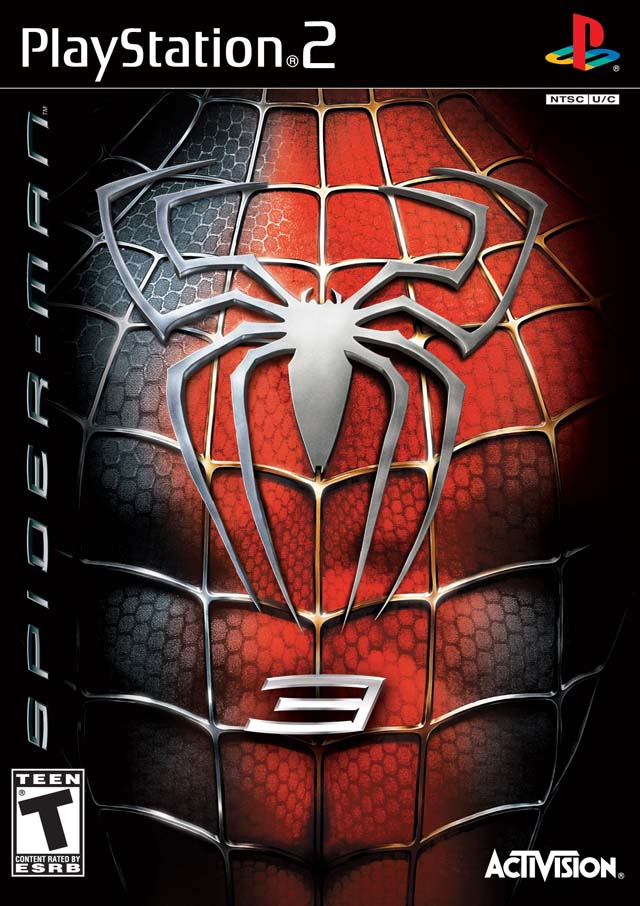 Spider-Man 3 - Playstation 2(PS2 ISOs) ROM Download