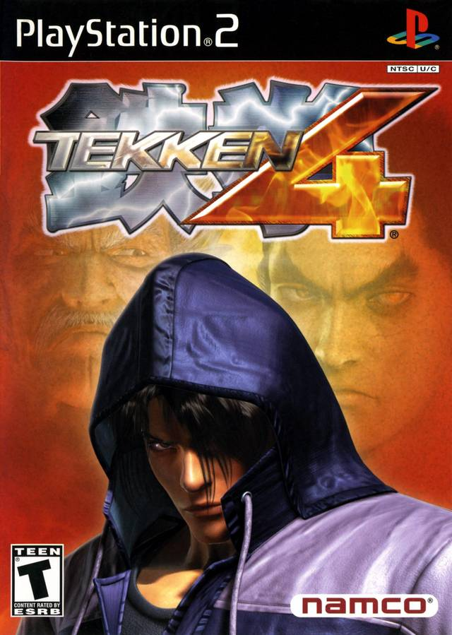 Tekken 4 Playstation 2 Ps2 Isos Rom Download