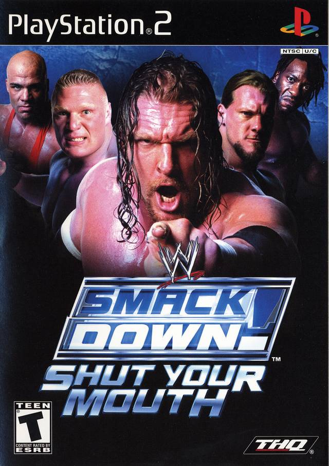 WWE SmackDown Shut Your Mouth