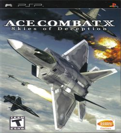 Ace Combat X - Skies Of Deception