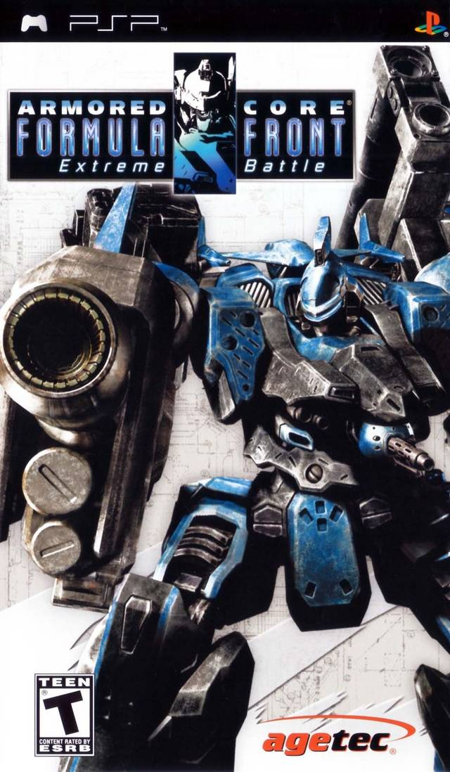 Armored Core - Formula Front - Extreme Battle