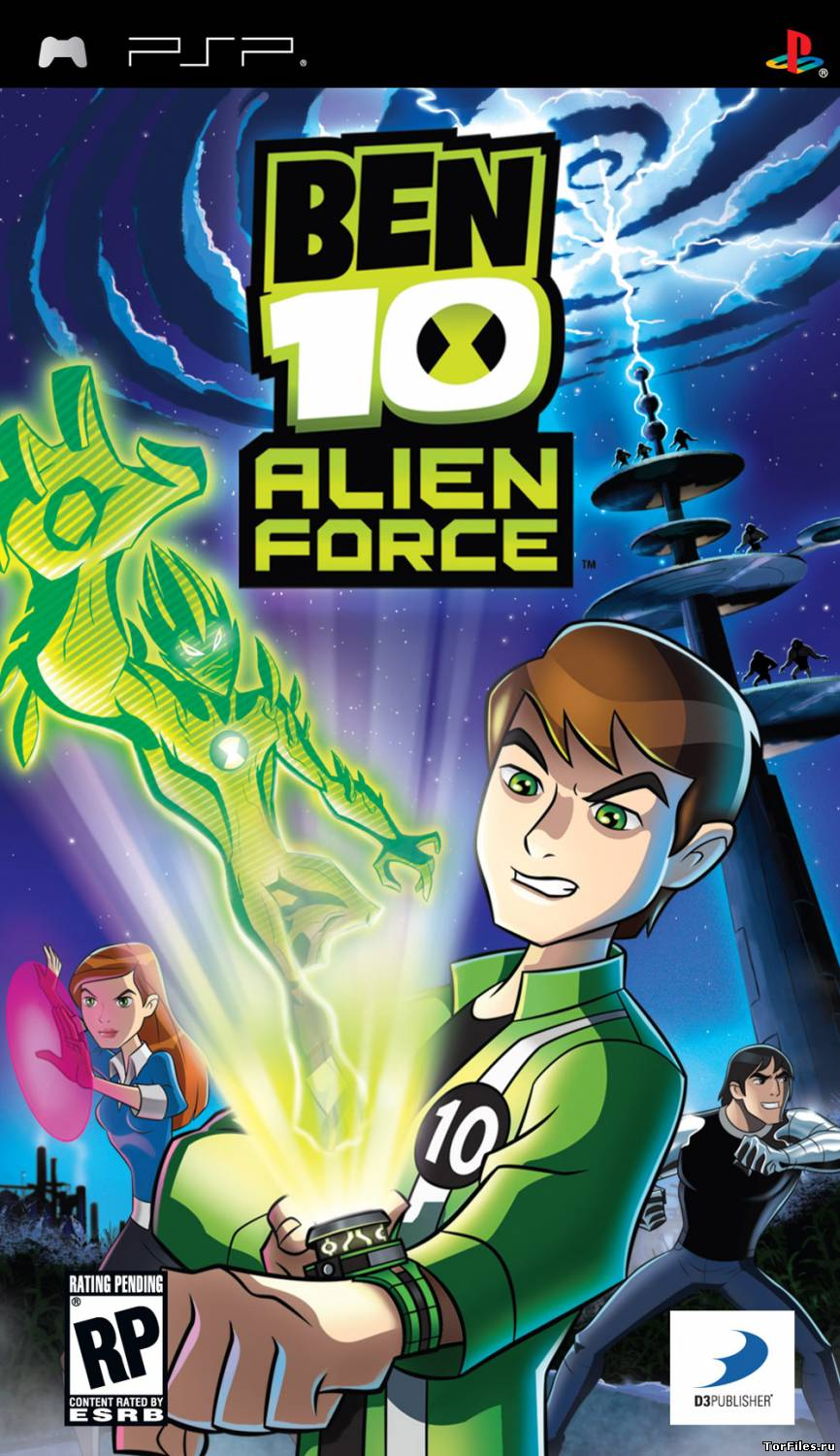 Ben 10 alien force playstation portablepsp isos rom download ben 10 alien force voltagebd Gallery